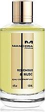 Parfumuri și produse cosmetice Mancera Roseaoud & Musk - Apă de parfum