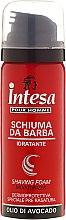 Parfumuri și produse cosmetice Spumă pentru ras (Mini) - Intesa