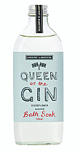 "Parfumuri și produse cosmetice Spumă de baie ""Elderberry"" - Bath House Barefoot & Beautiful Queen Of The Gin Elderflower Bath Soak"