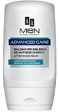 Parfumuri și produse cosmetice Balsam după ras pentru piele sensibilă - AA Men Advanced Care After Shave Balm For Delicate Facial Hair