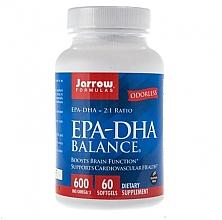 "Parfumuri și produse cosmetice Suplimente alimentare ""Fish oil balance"" - Jarrow Formulas EPA-DHA Balance"
