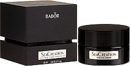 Parfumuri și produse cosmetice Cremă pentru pleoape - Babor SeaCreation The Eye Cream
