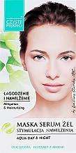 Parfumuri și produse cosmetice Mască de față - Czyste Piekno Face Mask Serum Gel