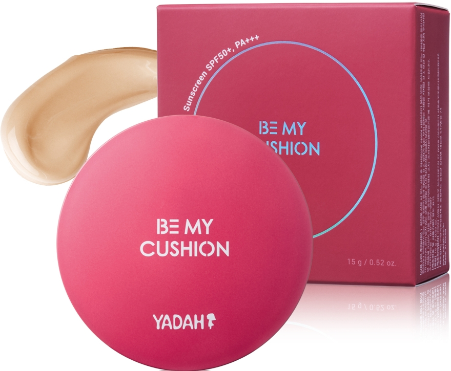 Fond de ten cushion - Yadah Be My Cushion SPF50 PA +++