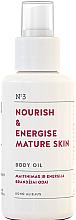 Parfumuri și produse cosmetice Ulei nutritiv pentru piele matură - You & Oil Nourish & Energise Body Oil