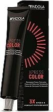 Parfumuri și produse cosmetice Vopsea cremă permanentă pentru păr - Indola Xpress Color 3X Speed & Perfect Performance