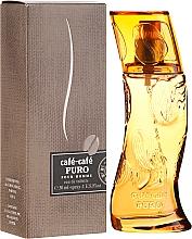 Parfumuri și produse cosmetice Cafe Parfums Cafe-Cafe Puro Pour Homme - Apă de toaletă