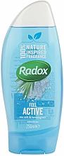 Parfumuri și produse cosmetice Gel de duș - Radox Feel Active Shower Gel