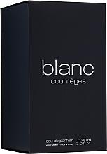 Courreges Blanc de Courreges - Apă de parfum — Imagine N2