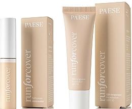 Parfumuri și produse cosmetice Set - Paese 19 (fond/30 ml + concealer/9ml)