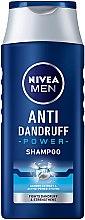 """Parfumuri și produse cosmetice Șampon anti-mătreață pentru bărbați """"Firming"""" - Nivea For Men Anti-Dandruff Power Shampoo"""
