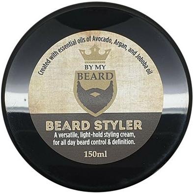 Cremă de styling pentru barbă - By My Beard Beard Styler Light Hold Styling Cream