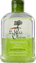 Parfumuri și produse cosmetice Soluţie demachiantă - Le Petit Olivier Makeup Remover