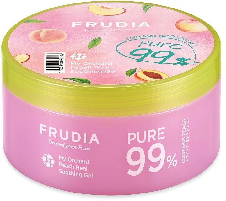 Gel pentru față - Frudia My Orchard Peach Real Soothing Gel