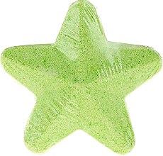 Parfumuri și produse cosmetice Steluță efervescentă, ananas - IDC Institute Bath Fizzer Star