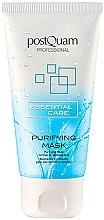 Parfumuri și produse cosmetice Mască de curățare pentru față - PostQuam Essential Care Purifying Mask Normal/Sensible Skin