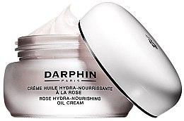 Parfumuri și produse cosmetice Cremă-ulei nutritivă pentru ten uscat - Darphin Rose Hydra-Nourishing Oil Cream