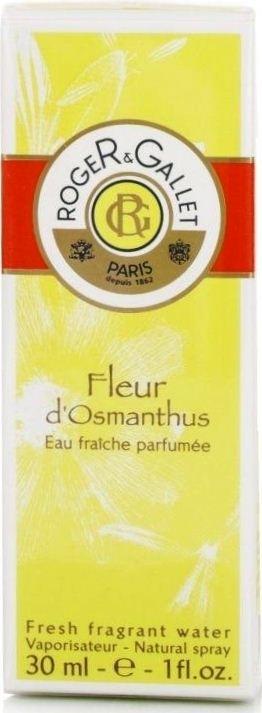 Roger & Gallet Fleur D'Osmanthus - Apă de parfum — Imagine N5