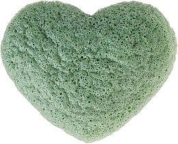 Parfumuri și produse cosmetice Burete de baie, inimă - Oriflame Love Nature