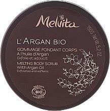 Parfumuri și produse cosmetice Scrub pentru corp - Melvita L'Argan Bio Body Scrub