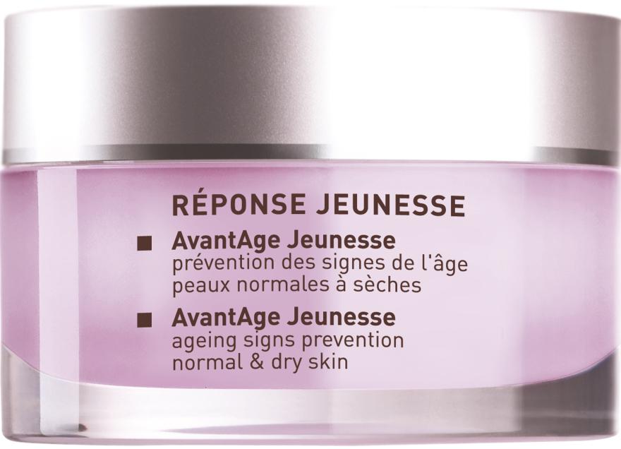 Cremă facială anti-aging - Matis Reponse Jeunesse AvantAge Cream — Imagine N1