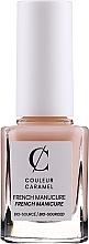 Parfumuri și produse cosmetice Lac de unghii - Couleur Caramel French Manicure Nail Lacquer