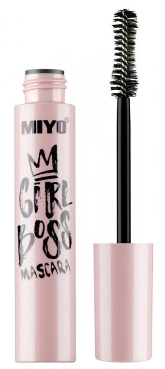 Rimel de ochi - Miyo Girl Boss Mascara — Imagine N1