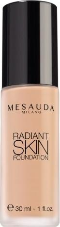 Fond de ten, cu acid hialuronic - Mesauda Milano Radiant Skin Foundation
