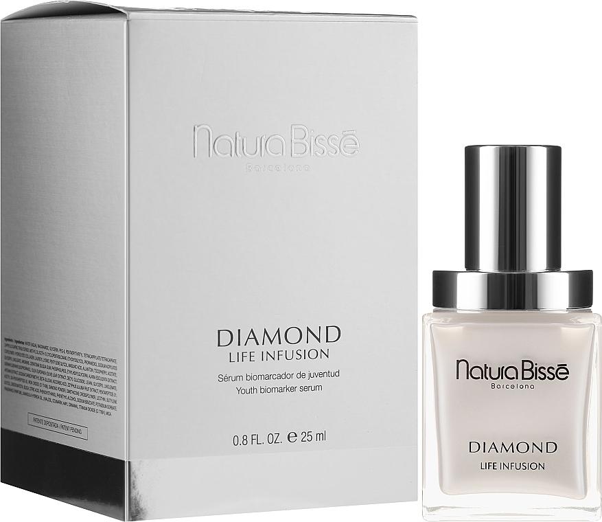 Ser rejuvenant - Natura Bisse Diamond Life Infusion — Imagine N1