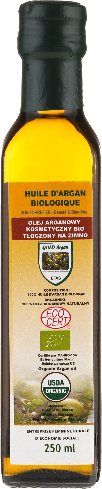 Ulei de argan - Efas Argan Oil — Imagine 250 ml