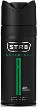 Parfumuri și produse cosmetice STR8 Adventure Deo Spray 48H - Deodorant
