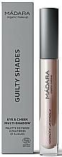 Parfumuri și produse cosmetice Fard de ochi și obraz - Madara Cosmetics Guilty Shades Eye & Cheek Multi Shadow