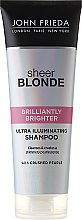 Parfumuri și produse cosmetice Șampon pentru părul blond - John Frieda Sheer Blonde Brilliantly Brighter Shampoo