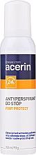 Parfumuri și produse cosmetice Antiperspirant - Acerin Foot Protect Deo