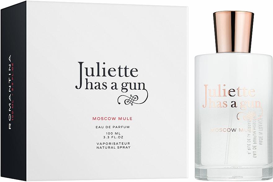 Juliette Has A Gun Moscow Mule - Apă de parfum  — Imagine N2