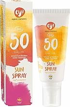 Parfumuri și produse cosmetice Spray de protecție solară cu filtru mineral SPF50 - Eco Cosmetics ey!