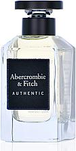 Parfumuri și produse cosmetice Abercrombie & Fitch Authentic Men - Apă de toaletă (tester cu capac)
