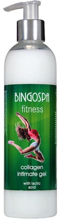 Collagen gel pentru igiena intimă - BingoSpa