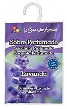 """Parfumuri și produse cosmetice Plic aromat """"Lavandă"""" - La Casa de Los Aromas Scented Sachet"""