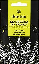 Parfumuri și produse cosmetice Mască de față - Duetus