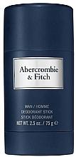 Parfumuri și produse cosmetice Abercrombie & Fitch First Instinct Blue - Deodorant stick