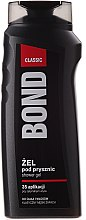 "Parfumuri și produse cosmetice Gel de duș ""Fresh Effect"" - Bond Expert Classic Shower Gel For Body & Hair"