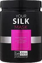 Parfumuri și produse cosmetice Mască pentru păr uscat - Beetre Your Silk Mask