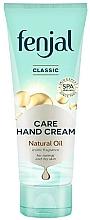"""Parfumuri și produse cosmetice Cremă de mâini """"Classic"""" - Fenjal Classic Hand Cream"""