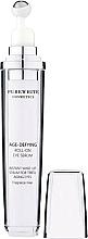 Parfumuri și produse cosmetice Ser pentru ochi - Pure White Cosmetics Age-Defying Roll-on Eye Serum
