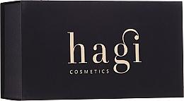 Parfumuri și produse cosmetice Set - Hagi Cosmetics (sh/gel/300ml + b/oil/100ml)