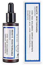 Parfumuri și produse cosmetice Ser cu acid hialuronic pentru față - Beaute Mediterranea High Tech Hyaluronic Complex Concentrate