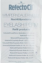 Parfumuri și produse cosmetice Role pentru ondulare (L) - RefectoCil Eyelash Perm