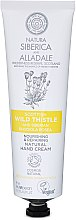Cremă regeneratoare de mâini - Natura Siberica Alladale Nourishing & Repairing Natural Hand Cream — Imagine N1