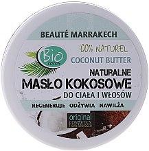 Parfumuri și produse cosmetice Ulei de cocos pentru păr și corp - Beaute Marrakech Coconut Butter